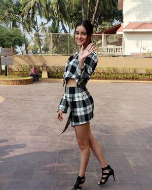 Ananya Pandey - Photos: Promotion Of Film Pati Patni Aur Woh | Picture 1702236