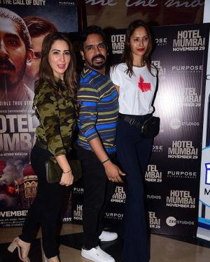 Photos: Screening Of Film Hotel Mumbai At Juhu | Picture 1702034