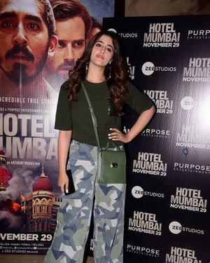 Nupur Sanon - Photos: Screening Of Film Hotel Mumbai At Juhu | Picture 1702022