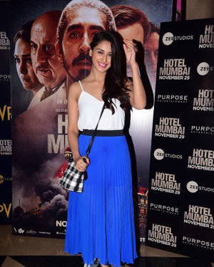 Nikita Dutta - Photos: Screening Of Film Hotel Mumbai At Juhu | Picture 1702029