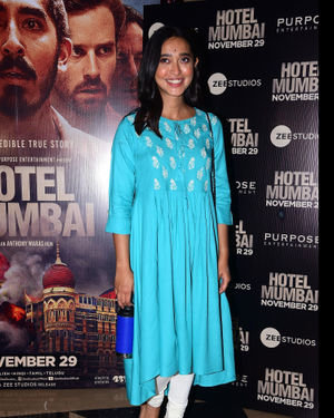Sayani Gupta - Photos: Screening Of Film Hotel Mumbai At Juhu | Picture 1701978