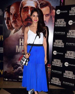 Nikita Dutta - Photos: Screening Of Film Hotel Mumbai At Juhu | Picture 1702028