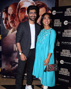 Photos: Screening Of Film Hotel Mumbai At Juhu