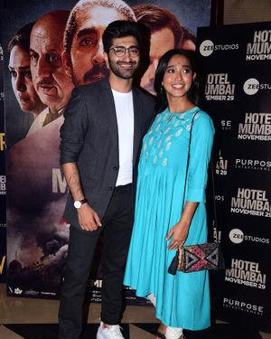 Photos: Screening Of Film Hotel Mumbai At Juhu | Picture 1702051