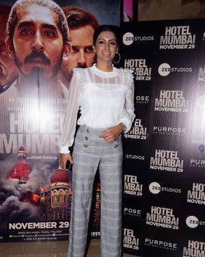 Photos: Screening Of Film Hotel Mumbai At Juhu | Picture 1702047