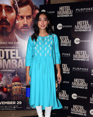 Sayani Gupta - Photos: Screening Of Film Hotel Mumbai At Juhu | Picture 1701979
