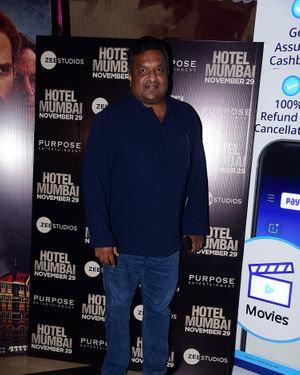 Photos: Screening Of Film Hotel Mumbai At Juhu | Picture 1702038