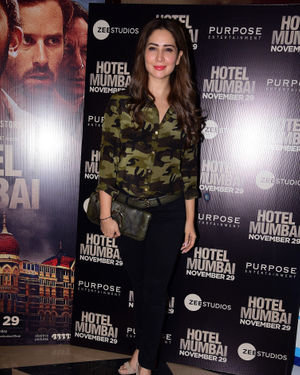 Kim Sharma - Photos: Screening Of Film Hotel Mumbai At Juhu