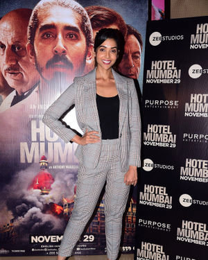 Anupriya Goenka - Photos: Screening Of Film Hotel Mumbai At Juhu