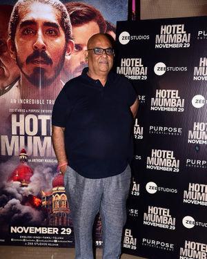 Photos: Screening Of Film Hotel Mumbai At Juhu | Picture 1702031