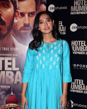 Sayani Gupta - Photos: Screening Of Film Hotel Mumbai At Juhu | Picture 1701980