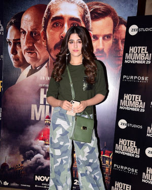 Nupur Sanon - Photos: Screening Of Film Hotel Mumbai At Juhu