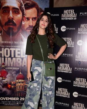 Nupur Sanon - Photos: Screening Of Film Hotel Mumbai At Juhu | Picture 1702023