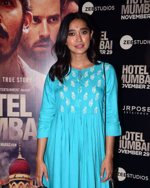 Sayani Gupta - Photos: Screening Of Film Hotel Mumbai At Juhu