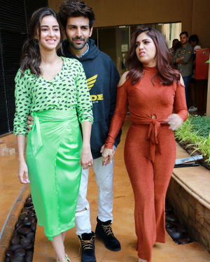 Photos: Promotion Of Film Pati Patni Aur Woh | Picture 1702528