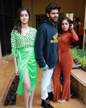 Photos: Promotion Of Film Pati Patni Aur Woh | Picture 1702527