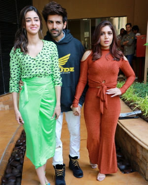 Photos: Promotion Of Film Pati Patni Aur Woh | Picture 1702536
