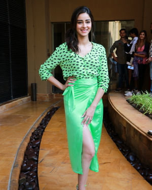 Ananya Pandey - Photos: Promotion Of Film Pati Patni Aur Woh | Picture 1702531