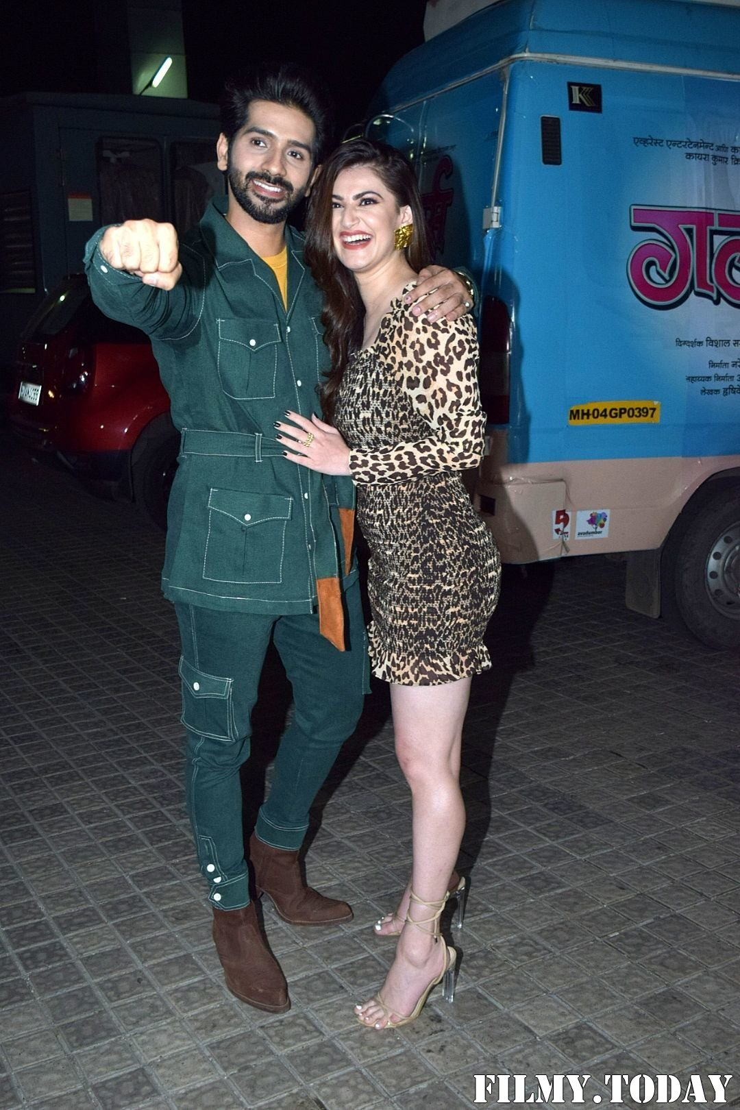 Photos: Screening Of Film Yeh Saali Aashiqui At Pvr Juhu   Picture 1702682