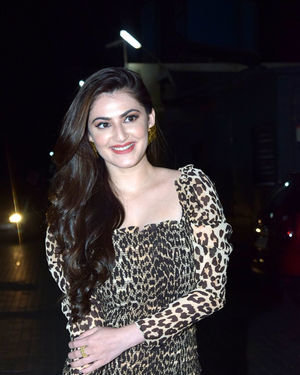 Shivaleeka Oberoi - Photos: Screening Of Film Yeh Saali Aashiqui At Pvr Juhu | Picture 1702674