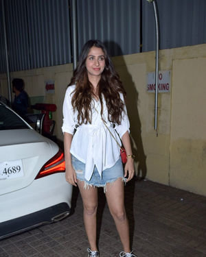 Photos: Screening Of Film Yeh Saali Aashiqui At Pvr Juhu | Picture 1702690