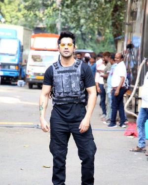 Photos: Varun Dhawan At The Shoot Of Breezer Vivid Shuffle Music Music Video | Picture 1702569