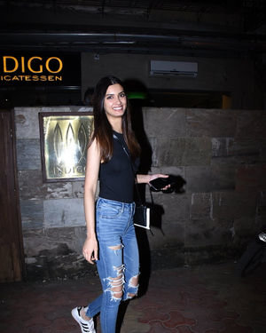 Diana Penty - Photos: Celebs Spotted At Indigo In Bandra