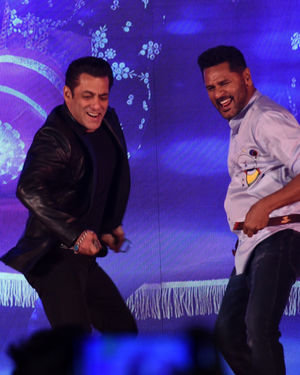 Photos: Munna Badnaam Hua Song Launch From Dabangg3 At Jw Marriott | Picture 1703427