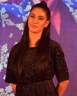 Warina Hussain - Photos: Munna Badnaam Hua Song Launch From Dabangg3 At Jw Marriott