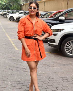 Bhumi Pednekar - Photos: Promotion Of Film Pati Patni Aur Woh | Picture 1703369
