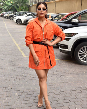 Bhumi Pednekar - Photos: Promotion Of Film Pati Patni Aur Woh | Picture 1703371