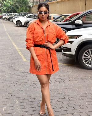 Bhumi Pednekar - Photos: Promotion Of Film Pati Patni Aur Woh | Picture 1703372