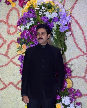 Photos: Wedding Reception Of Sooraj Barjatya's Son Devansh At Jw Marriott Juhu | Picture 1703109