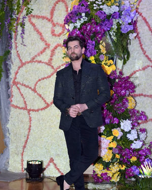 Photos: Wedding Reception Of Sooraj Barjatya's Son Devansh At Jw Marriott Juhu | Picture 1703047