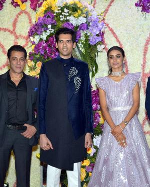 Photos: Wedding Reception Of Sooraj Barjatya's Son Devansh At Jw Marriott Juhu | Picture 1703108