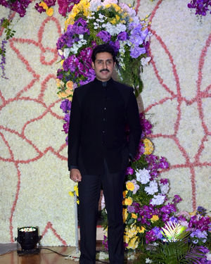 Photos: Wedding Reception Of Sooraj Barjatya's Son Devansh At Jw Marriott Juhu | Picture 1703022