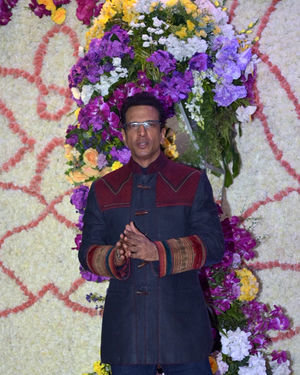 Javed Jaffrey - Photos: Wedding Reception Of Sooraj Barjatya's Son Devansh At Jw Marriott Juhu | Picture 1703053