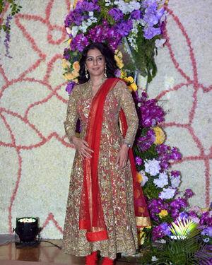 Tabu - Photos: Wedding Reception Of Sooraj Barjatya's Son Devansh At Jw Marriott Juhu | Picture 1703038
