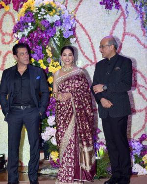 Photos: Wedding Reception Of Sooraj Barjatya's Son Devansh At Jw Marriott Juhu | Picture 1703104