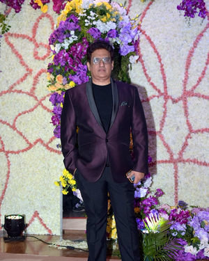 Photos: Wedding Reception Of Sooraj Barjatya's Son Devansh At Jw Marriott Juhu | Picture 1703057