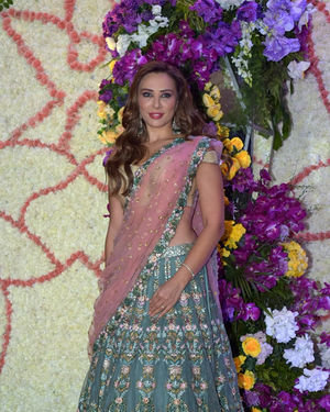 Lulia Vantur - Photos: Wedding Reception Of Sooraj Barjatya's Son Devansh At Jw Marriott Juhu