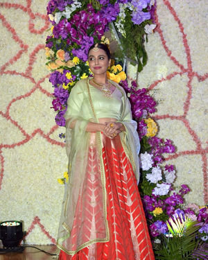 Swara Bhaskar - Photos: Wedding Reception Of Sooraj Barjatya's Son Devansh At Jw Marriott Juhu | Picture 1703076