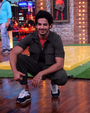 Ishaan Khattar - Photos: Celebs On The Sets Of Zee Tv Movie Masti With Manish Paul | Picture 1688988
