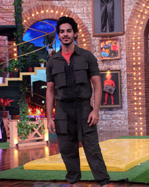 Ishaan Khattar - Photos: Celebs On The Sets Of Zee Tv Movie Masti With Manish Paul | Picture 1688987