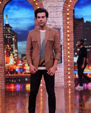 Rajkummar Rao - Photos: Celebs On The Sets Of Zee Tv Movie Masti With Manish Paul | Picture 1688976