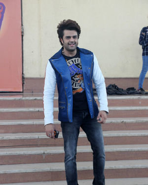 Manish Paul - Photos: Celebs On The Sets Of Zee Tv Movie Masti With Manish Paul