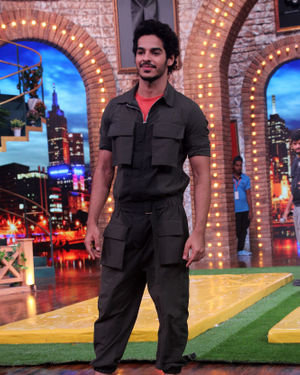 Ishaan Khattar - Photos: Celebs On The Sets Of Zee Tv Movie Masti With Manish Paul | Picture 1688986