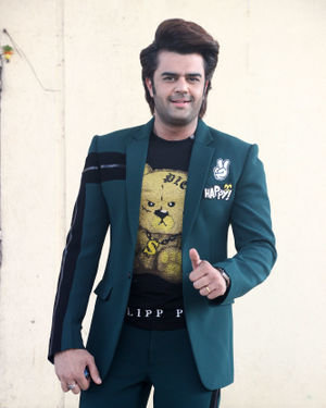 Manish Paul - Photos: Celebs On The Sets Of Zee Tv Movie Masti With Manish Paul | Picture 1688977