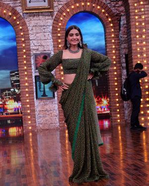 Sonam Kapoor Ahuja - Photos: Celebs On The Sets Of Zee Tv Movie Masti With Manish Paul   Picture 1688972