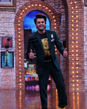 Manish Paul - Photos: Celebs On The Sets Of Zee Tv Movie Masti With Manish Paul | Picture 1688968